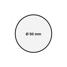Antspaudo gumelė R50. Atspaudo dydis Ø 50 mm