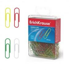 Sąvaržėlės ErichKrause 28mm, spalvotos, dengtos plastiku