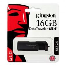 Atmintinė Kingston 16GB Datatraveler 104