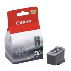 Rašalo kasetė CANON PG-40 OEM, juodos spalvos