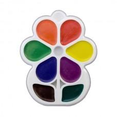 Akvarelė vaikams Luč Gėlytė, 8 spalvų