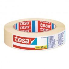 Popierinė dažymo juosta TESA 25mm x 50m