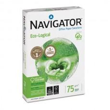 Biuro popierius Navigator ECO-Logical, A4, 75 g/m², 500 lapų