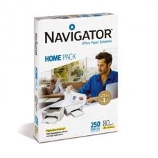 Biuro popierius Navigator Home pack, A4, 80 g/m², 250 lapų