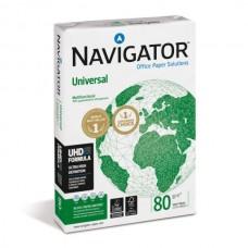 Biuro popierius Navigator Universal, A4, 80 g/m², 500 lapų