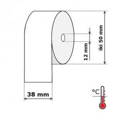 Kasos aparato juosta 38 mm 29 m Termo (skersmuo iki 50 mm)