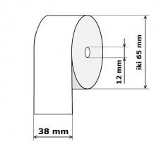 Kasos aparato juosta 38 mm 43 m Ofset (skersmuo iki 65 mm)