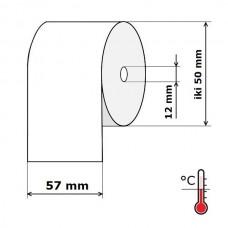 Kasos aparato juosta 57 mm 29 m Termo (skersmuo iki 50 mm)