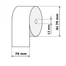 Kasos aparato juosta 76 mm 42 m Ofset (skersmuo iki 70 mm)