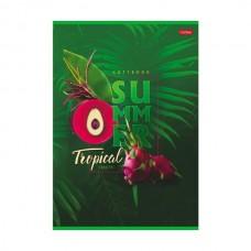 Sąsiuvinis Centrum Tropical Summer A4 80 lapų, langeliais