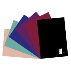 Sąsiuvinis Interdruk One Color A4 96 lapai, langeliais