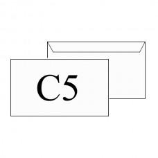 Vokas C5 baltas, 228 x 161 mm (1 vnt.)