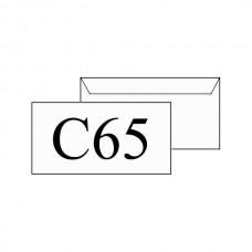 Vokas C65 baltas, 220 x 110 mm (1 vnt.)