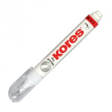 Korekcinis pieštukas KORES 10ml (metal tip)