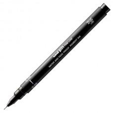 Grafinis rašiklis UNI PIN 200 0,05mm, juodas