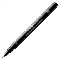 Grafinis rašiklis UNI PIN 200 0,4mm, juodas
