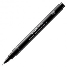 Grafinis rašiklis UNI PIN 200 0,5mm, juodas