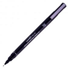 Grafinis rašiklis UNI PIN 200 0,7mm, juodas