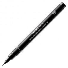 Grafinis rašiklis UNI PIN 200 0,8mm, juodas