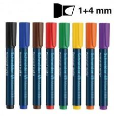 Žymeklis permanentinis Schneider MAXX 133, įvairių spalvų
