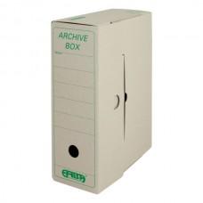 Archyvavimo dėžė kartoninė EMBA 110mm (žalia)