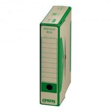 Archyvavimo dėžė kartoninė EMBA 75mm (žalia)